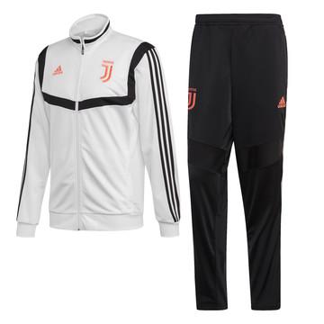 Ensemble survêtement Juventus blanc noir 2019/20