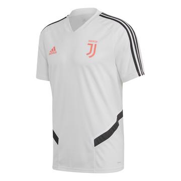 Maillot entraînement Juventus blanc rose 2019/20