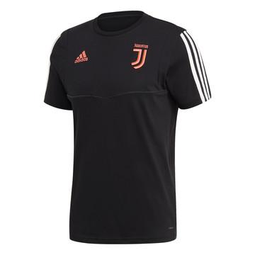 T-shirt Juventus noir rose 2019/20