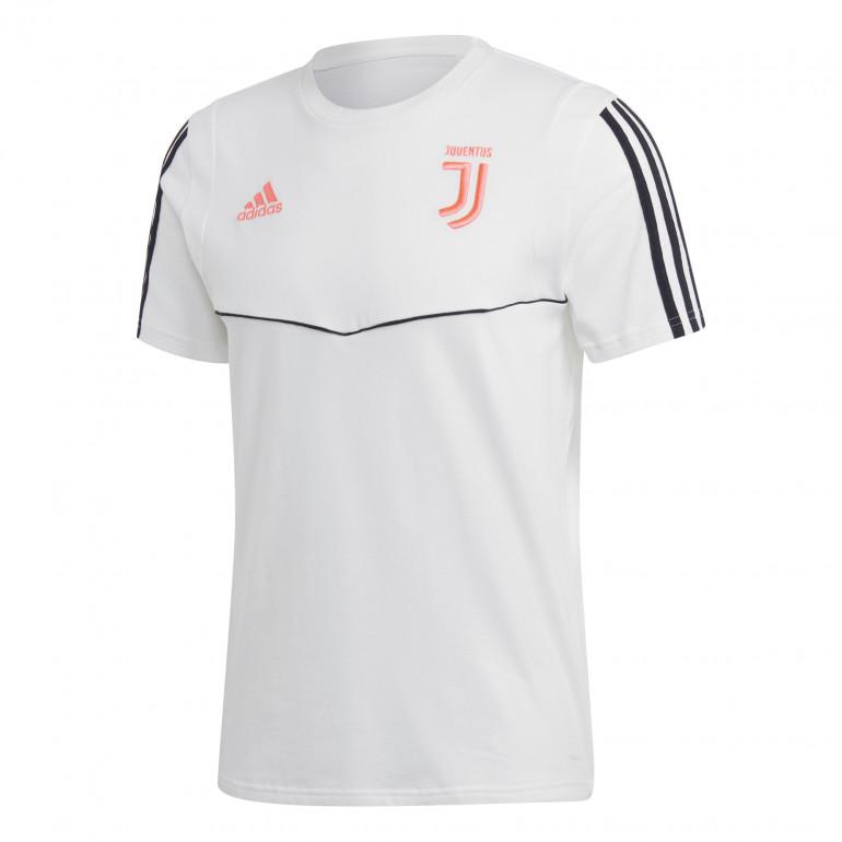 T-shirt Juventus blanc rose 2019/20