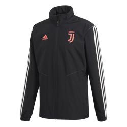 Veste imperméable Juventus noir rose 2019/20