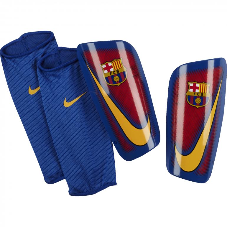Protège tibias Mercurial FC Barcelone