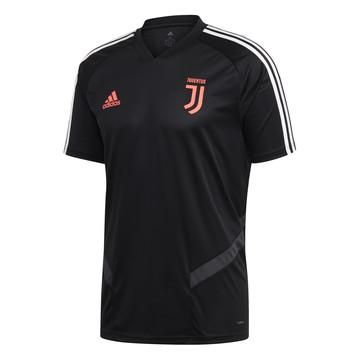 Maillot entraînement Juventus noir rose 2019/20