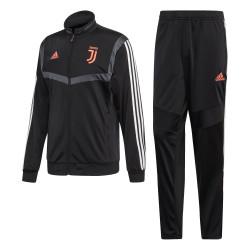 Ensemble survêtement Juventus noir rose 2019/20