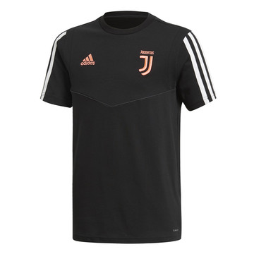 T-shirt junior Juventus noir rose 2019/20