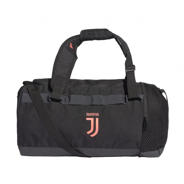 Sac de sport Juventus Duffle noir rouge 2019/20