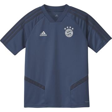 Maillot entraînement junior Bayern Munich bleu 2019/20