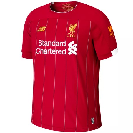 Maillot Salah Liverpool domicile 2019/20