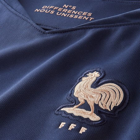Maillot junior Equipe de France domicile 2019