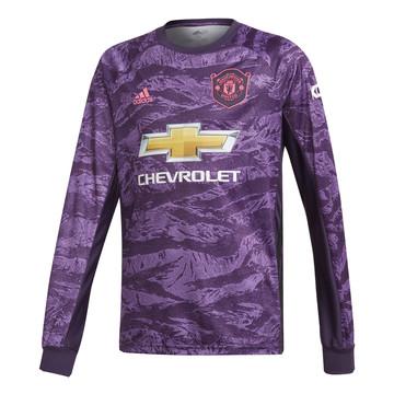 Maillot gardien junior Manchester United violet 2019/20
