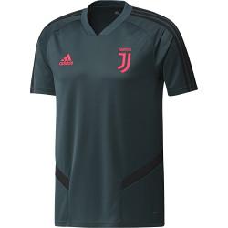 Maillot entraînement Juventus vert rose 2019/20