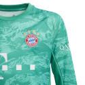 Maillot gardien junior Bayern Munich vert 2019/20