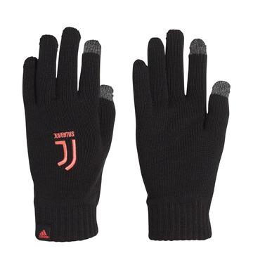 Gants joueur Juventus noir rose 2019/20