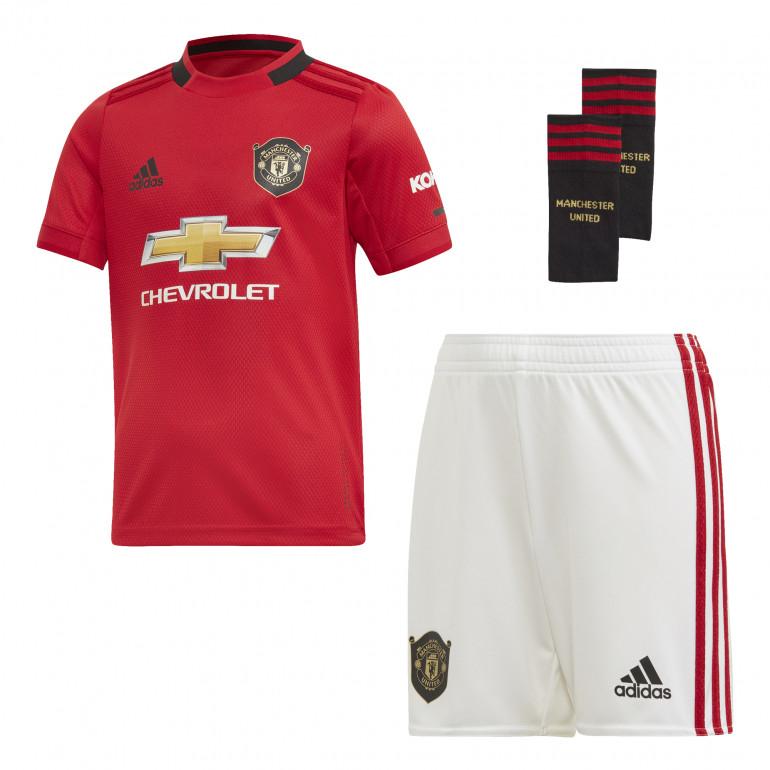 Tenue enfant Manchester United domicile 2019/20