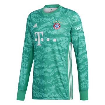 Maillot gardien Bayern Munich vert 2019/20