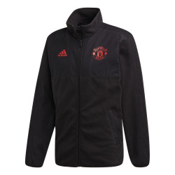 Veste Manchester United Fleece noir 2019/20