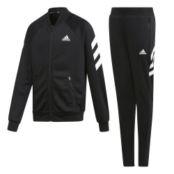 Ensemble survêtement junior adidas noir blanc 2019/20