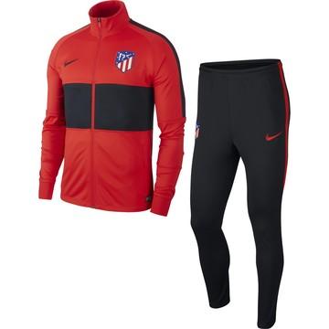 Ensemble survêtement Atlético Madrid noir rouge 2019/20