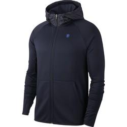 Veste survêtement capuche Chelsea bleu 2019/20