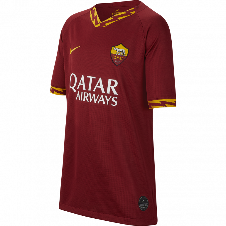 Maillot junior AS Roma domicile 2019/20