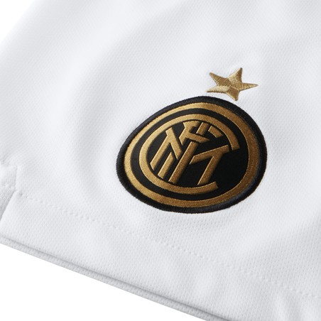 Short junior Inter Milan extérieur 2019/20