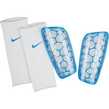 Protège tibias Nike Mercurial FlyLite bleu 2019/20