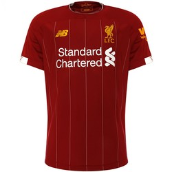Maillot junior Liverpool domicile 2019/20