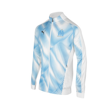 Veste OM graphic bleu 2019/20