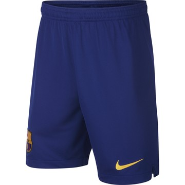 Short junior FC Barcelone domicile 2019/20