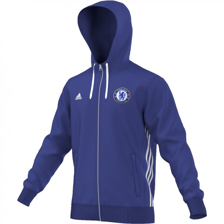 Sweat zippé Chelsea 2016 - 2017