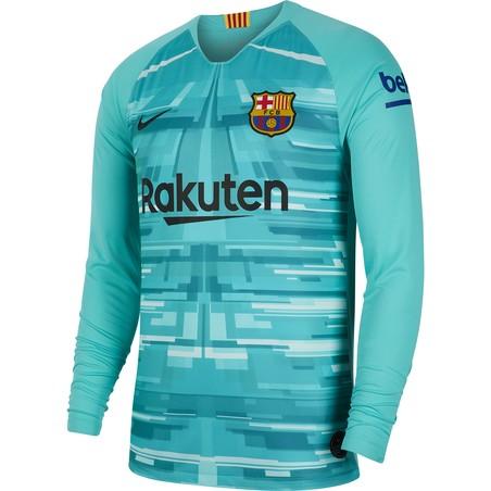Maillot Gardien FC Barcelone vert 2019/20