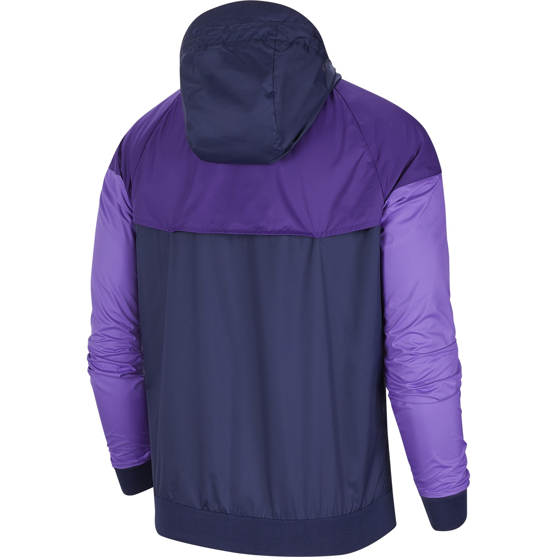 coupe vent bayern violet