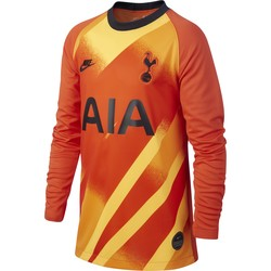 Maillot gardien junior Tottenham orange 2019/20