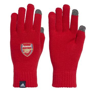 Gants joueur Arsenal rouge 2019/20