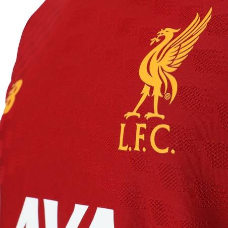 Maillot entraînement Liverpool rouge 2019/20