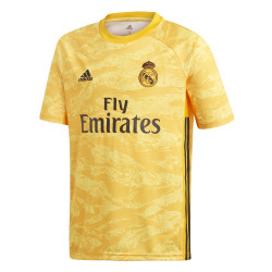 Maillot gardien junior Real Madrid orange 2019/20
