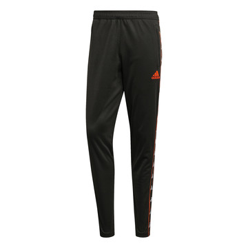 Pantalon survêtement adidas Tango noir orange 2019/20