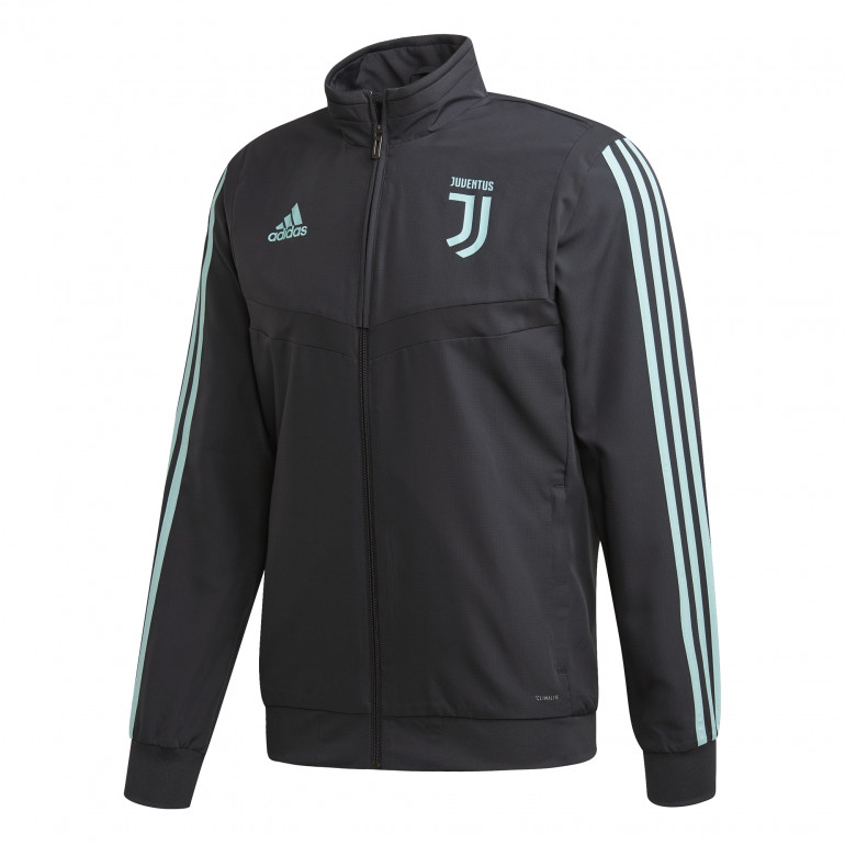 Veste entraînement Juventus bleu gris 2019/20