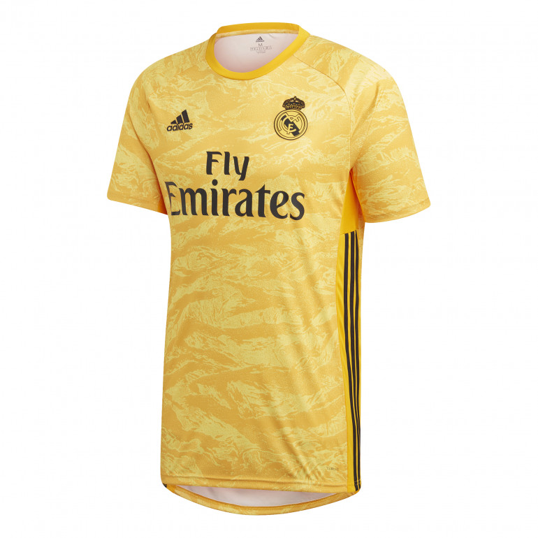 Maillot gardien Real Madrid orange 2019/20