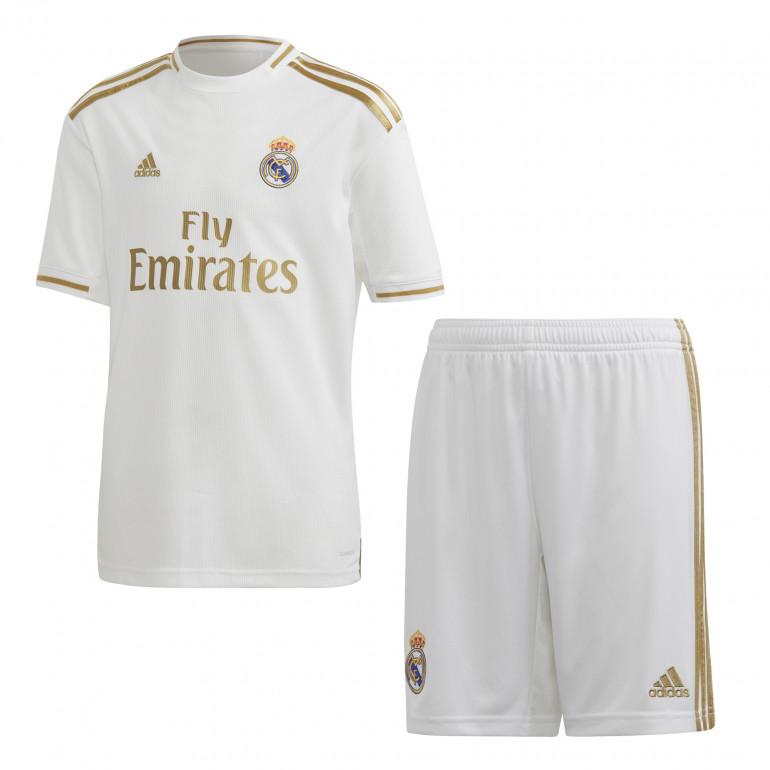 Tenue junior Real Madrid domicile 2019/20