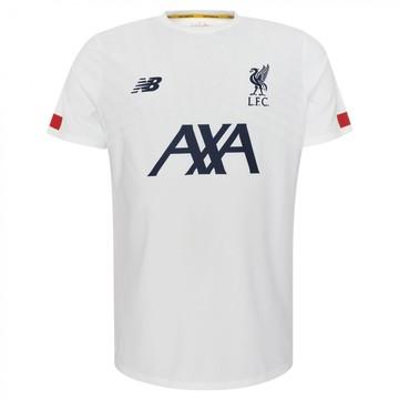 Maillot entraînement Liverpool blanc 2019/20