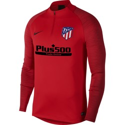 Sweat zippé Atlético Madrid rouge noir 2019/20