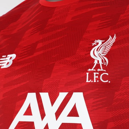 T-shirt Liverpool rouge 2019/20