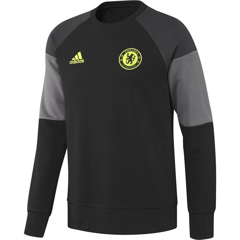 Sweat Top Chelsea noir 2016 - 2017