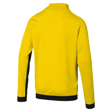 Veste survêtement Dortmund Stadium noir jaune 2019/20