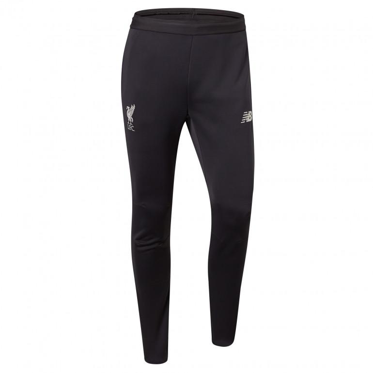 Pantalon survêtement Liverpool fuselé noir 2019/20
