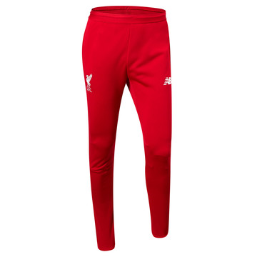 Pantalon survêtement Liverpool fuselé rouge 2019/20