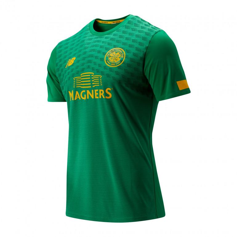 Maillo entraînement Celtic Glasgow vert 2019/20