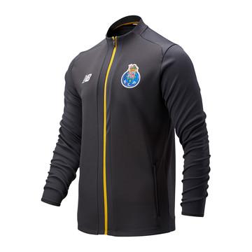 Veste survêtement FC Porto Elite noir 2019/20