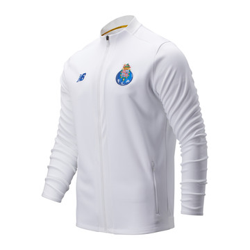 Veste survêtement FC Porto Elite blanc 2019/20